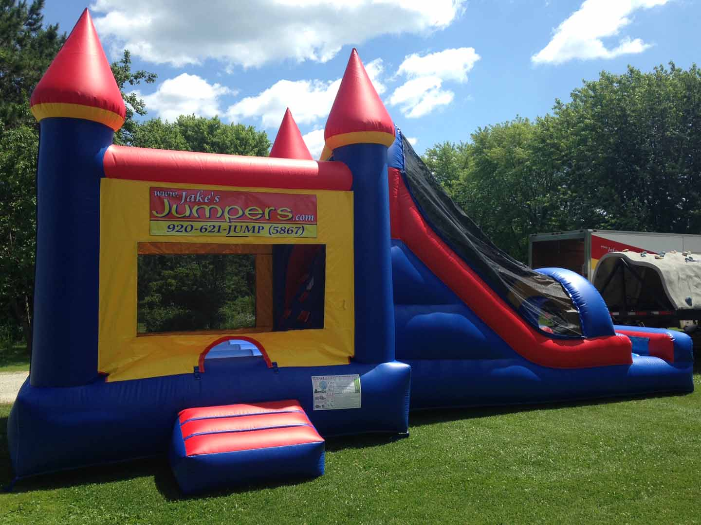 Fond Du Lac Wi >> Bounce Houses and Party Rentals - Jakes Jumpers - Green Bay, WI